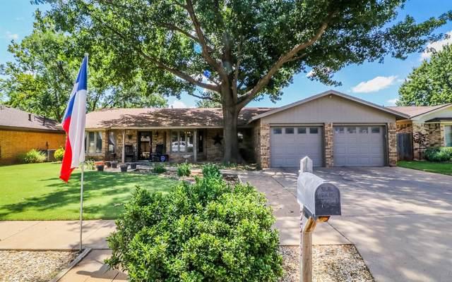 5513 68th Street, Lubbock, TX 79424 (MLS #202007267) :: McDougal Realtors