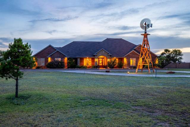 15410 County Road 1300, Wolfforth, TX 79382 (MLS #202007308) :: Better Homes and Gardens Real Estate Blu Realty