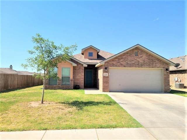 7329 100th Street, Lubbock, TX 79424 (MLS #202007317) :: McDougal Realtors
