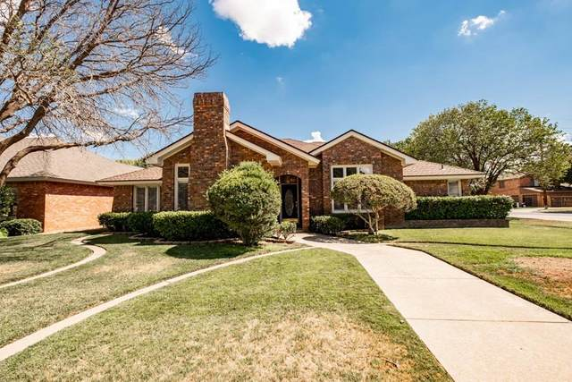4409 87th Street, Lubbock, TX 79424 (MLS #202007388) :: Better Homes and Gardens Real Estate Blu Realty
