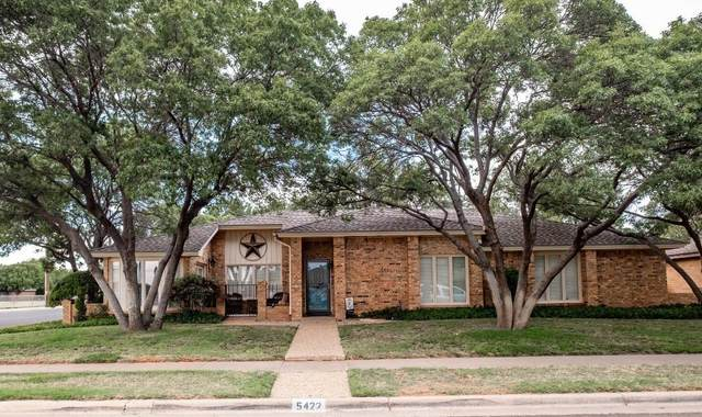 5422 88th Street, Lubbock, TX 79424 (MLS #202007389) :: The Lindsey Bartley Team