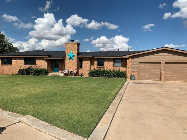 9802 N County Road 3300, Idalou, TX 79329 (MLS #202007399) :: Better Homes and Gardens Real Estate Blu Realty