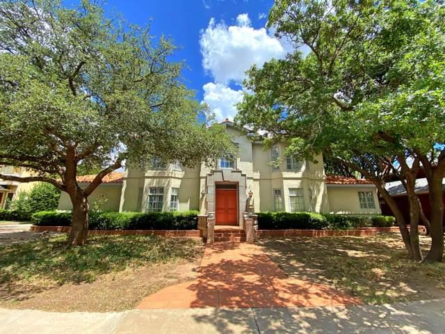 4804 91st Street, Lubbock, TX 79424 (MLS #202007404) :: McDougal Realtors