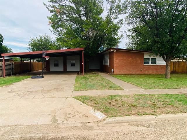410 Fir Street, Idalou, TX 79329 (MLS #202007417) :: Better Homes and Gardens Real Estate Blu Realty