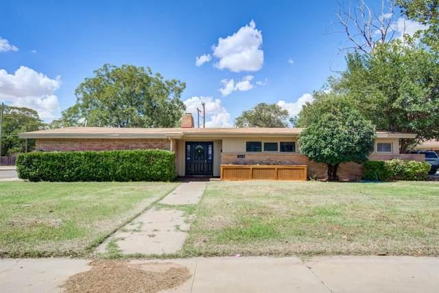 4214 44th Street, Lubbock, TX 79413 (MLS #202007472) :: McDougal Realtors