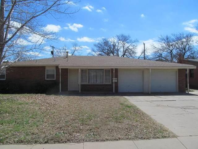 3213 37th Street, Lubbock, TX 79413 (MLS #202007482) :: McDougal Realtors