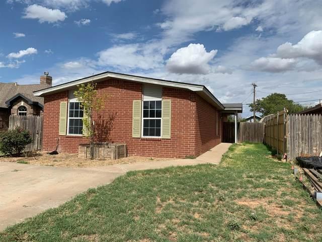 614 Locust Street, Idalou, TX 79329 (MLS #202007498) :: McDougal Realtors