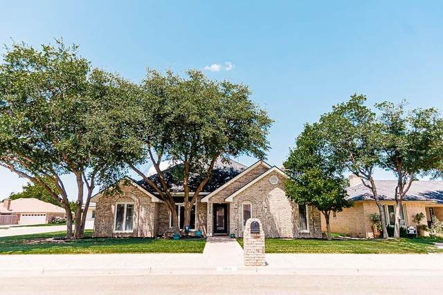 5820 76th Street, Lubbock, TX 79424 (MLS #202007556) :: Better Homes and Gardens Real Estate Blu Realty