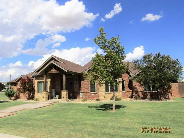 101 Bowie Lane, Levelland, TX 79336 (MLS #202007562) :: McDougal Realtors