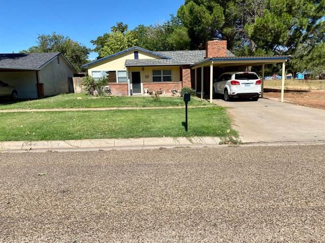 1305 N Ave B, Denver City, TX 79323 (MLS #202007568) :: McDougal Realtors