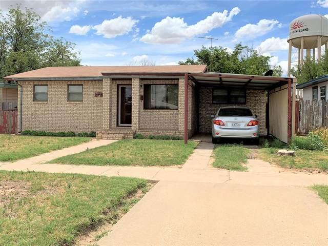 1716 Mckinley Street, Levelland, TX 79336 (MLS #202007569) :: The Lindsey Bartley Team