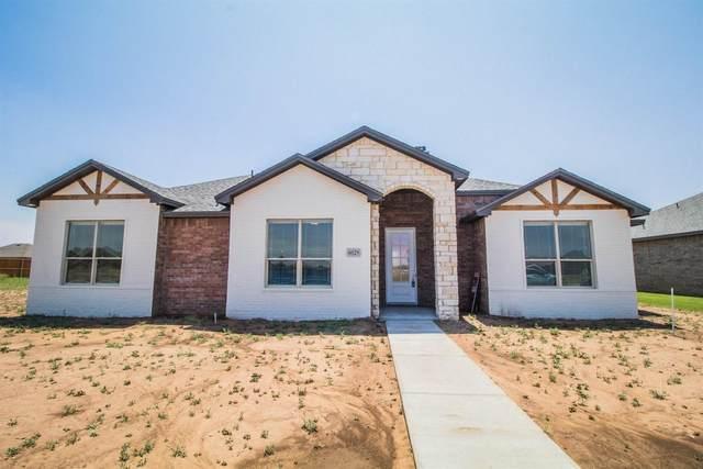 6029 95th Street, Lubbock, TX 79424 (MLS #202007595) :: McDougal Realtors