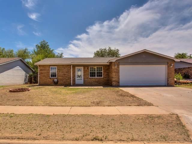 5605 Harvard Street, Lubbock, TX 79416 (MLS #202007613) :: McDougal Realtors