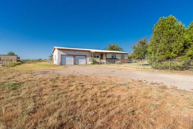 6320 Cactus Drive, Smyer, TX 79367 (MLS #202007621) :: McDougal Realtors