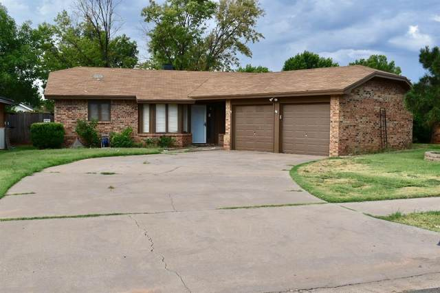 5705 91st Street, Lubbock, TX 79424 (MLS #202007628) :: Better Homes and Gardens Real Estate Blu Realty