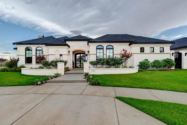 4801 119th Street, Lubbock, TX 79424 (MLS #202007653) :: McDougal Realtors