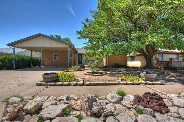 705 6th Street, Wolfforth, TX 79382 (MLS #202007665) :: Better Homes and Gardens Real Estate Blu Realty