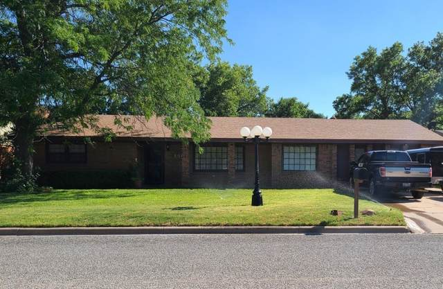 1909 W Ave G, Muleshoe, TX 79347 (MLS #202007677) :: Duncan Realty Group