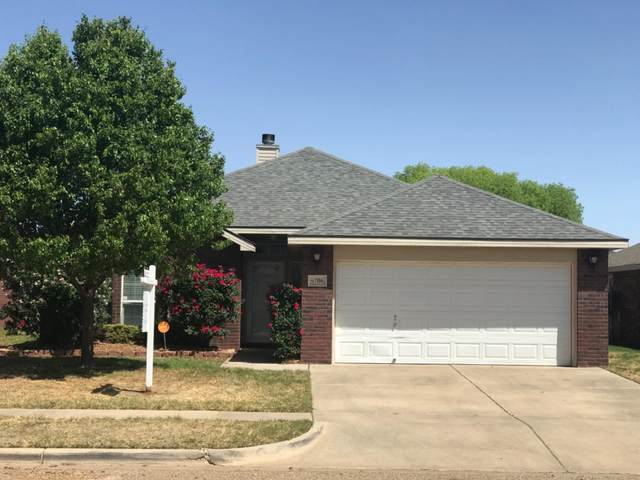 6706 89th Street, Lubbock, TX 79424 (MLS #202007695) :: McDougal Realtors