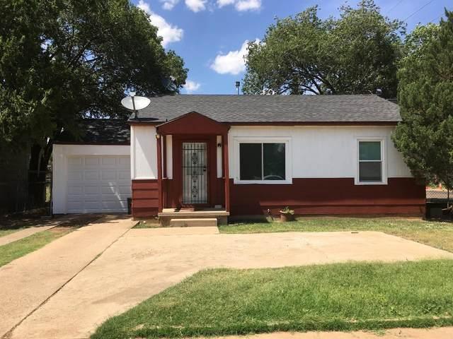 2702 2nd Place, Lubbock, TX 79415 (MLS #202007770) :: Reside in Lubbock | Keller Williams Realty
