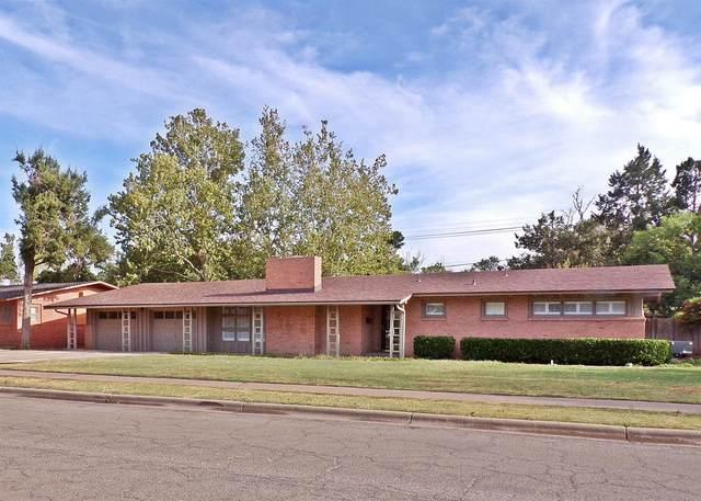 2506 57th Street, Lubbock, TX 79413 (MLS #202007782) :: McDougal Realtors