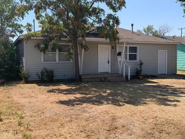 5410 Ave G, Lubbock, TX 79404 (MLS #202007784) :: McDougal Realtors