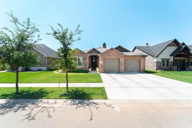 6115 86th Street, Lubbock, TX 79424 (MLS #202007788) :: Lyons Realty