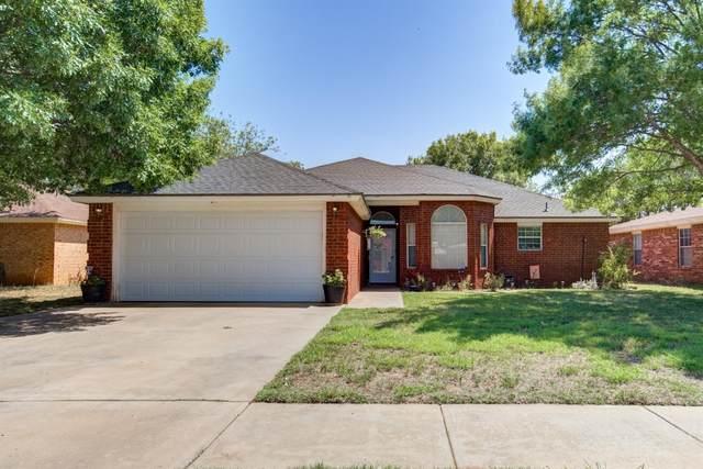 2205 89th Street, Lubbock, TX 79423 (MLS #202007796) :: Lyons Realty