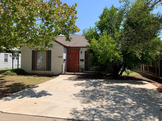 2429 26th Street, Lubbock, TX 79411 (MLS #202007801) :: Lyons Realty