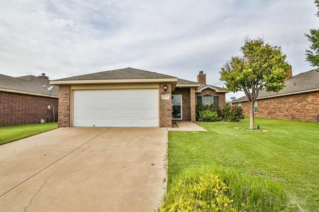6612 37th Street, Lubbock, TX 79407 (MLS #202007802) :: McDougal Realtors