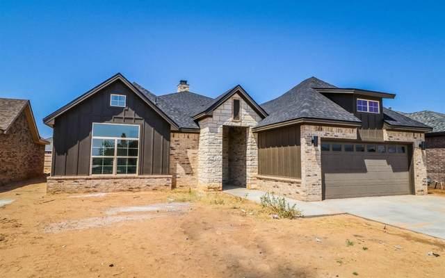 5704 115th, Lubbock, TX 79424 (MLS #202007806) :: McDougal Realtors