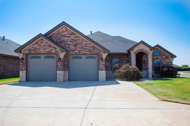 135 Berkshire Avenue, Wolfforth, TX 79382 (MLS #202007814) :: McDougal Realtors
