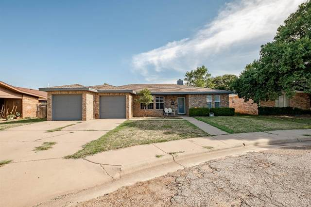 5211 29th Street, Lubbock, TX 79407 (MLS #202007815) :: Better Homes and Gardens Real Estate Blu Realty