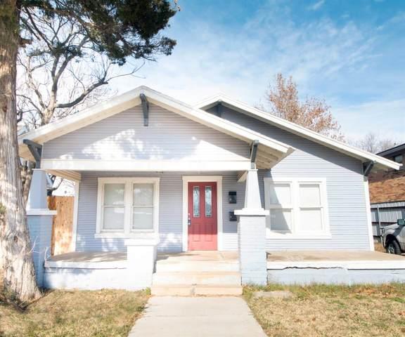 2206 15th Street, Lubbock, TX 79401 (MLS #202007817) :: McDougal Realtors
