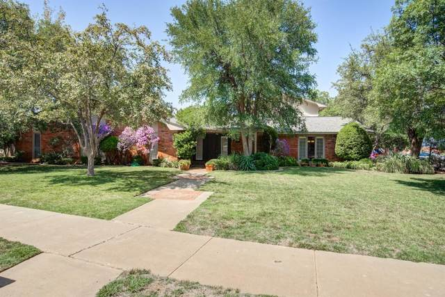 4602 9th Street, Lubbock, TX 79416 (MLS #202007840) :: Stacey Rogers Real Estate Group at Keller Williams Realty