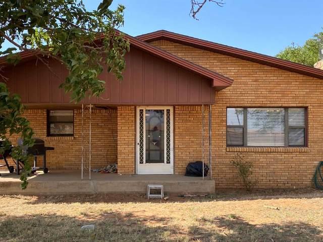 2302 County Road I, Lamesa, TX 79331 (MLS #202007857) :: McDougal Realtors