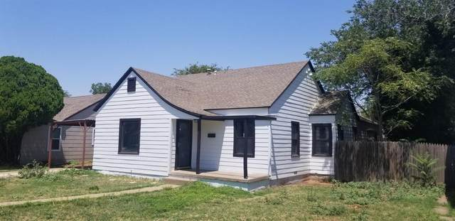 2308 29th Street, Lubbock, TX 79411 (MLS #202007858) :: The Lindsey Bartley Team