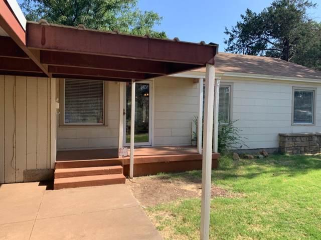 3010 31st Street, Lubbock, TX 79410 (MLS #202007876) :: Rafter Cross Realty