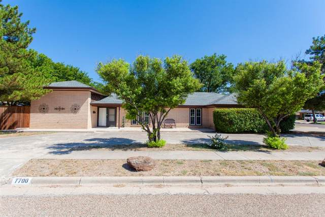 7711 Memphis Drive, Lubbock, TX 79423 (MLS #202007881) :: Better Homes and Gardens Real Estate Blu Realty