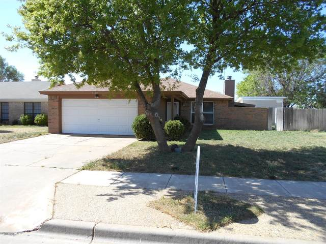 5609 Dartmouth Street, Lubbock, TX 79416 (MLS #202007884) :: Better Homes and Gardens Real Estate Blu Realty