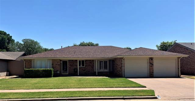 3415 92nd Street, Lubbock, TX 79423 (MLS #202007889) :: The Lindsey Bartley Team