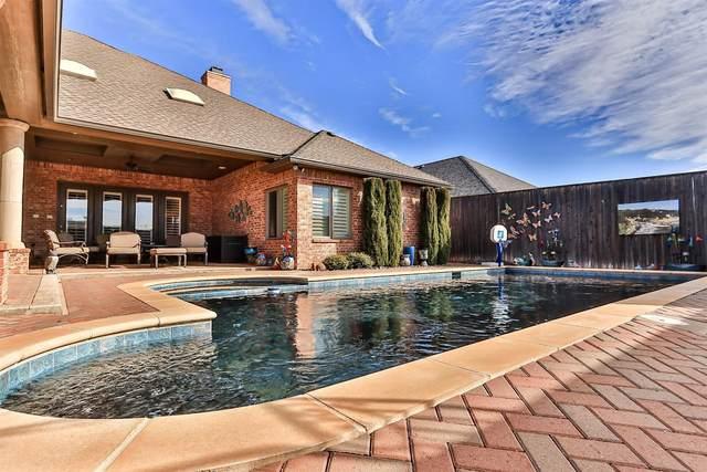 4603 103rd Street, Lubbock, TX 79424 (MLS #202007894) :: McDougal Realtors