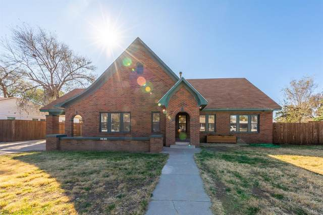 2215 18th Street, Lubbock, TX 79401 (MLS #202007974) :: Better Homes and Gardens Real Estate Blu Realty
