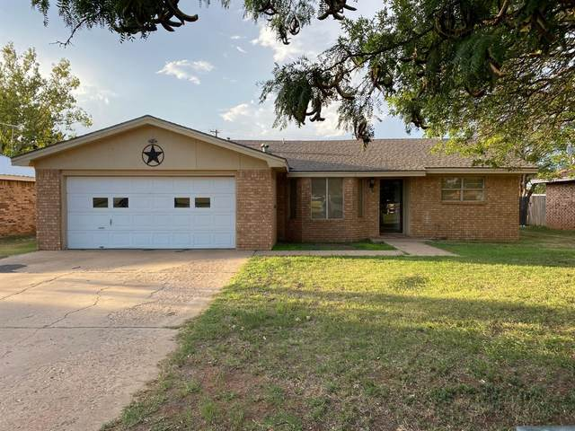 609 E Grace, Brownfield, TX 79316 (MLS #202007984) :: The Lindsey Bartley Team
