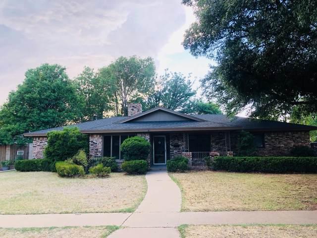6802 Norfolk Avenue, Lubbock, TX 79413 (MLS #202007986) :: The Lindsey Bartley Team