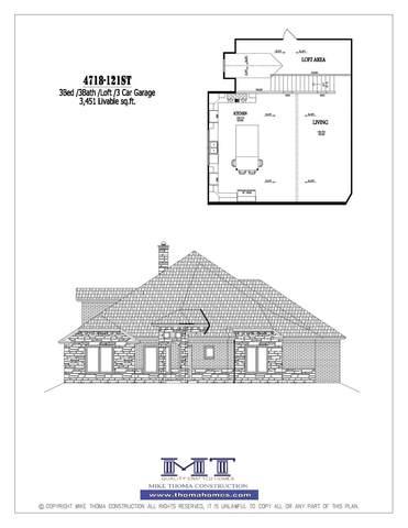 4718 121st Street, Lubbock, TX 79424 (MLS #202008030) :: McDougal Realtors