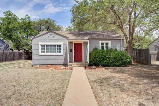 2510 30th Street, Lubbock, TX 79410 (MLS #202008112) :: Duncan Realty Group