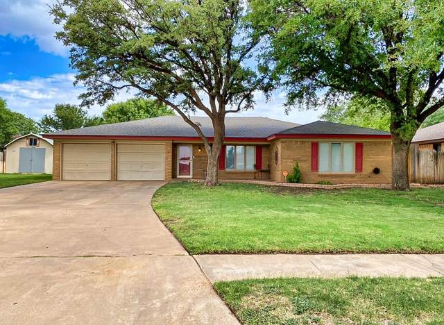 5424 90th Street, Lubbock, TX 79424 (MLS #202008123) :: The Lindsey Bartley Team