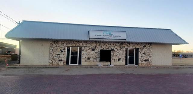 117 N Ave I, Post, TX 79356 (MLS #202008355) :: Duncan Realty Group