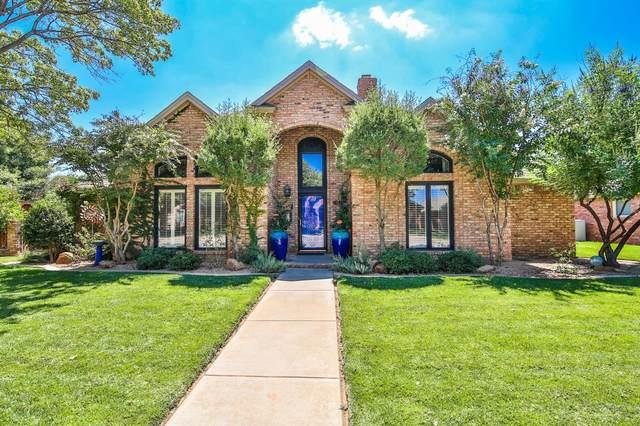 5913 83rd Street, Lubbock, TX 79424 (MLS #202008394) :: Lyons Realty
